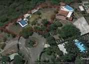 Venta quinta campestre en santiago 1 dormitorios 2150 m2