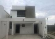 casa en renta en cumbres andara en garcia en nuevo leon 3 dormitorios 105 m2