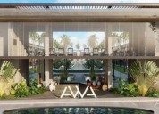 Departamentos de lujo playa del carmen awa playacar preventa 2 dormitorios 80 m2