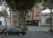 Venta de departamento en santa maria la rivera cuahutemoc 2 dormitorios 70 m2