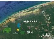 Terreno residencial en venta en merida yucatan almanta 402 m2