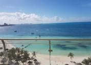 Departamento en renta las olas zona hotelera cancun 3 dormitorios 320 m2