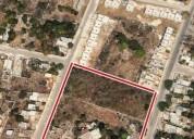 terreno en venta emiliano zapata sur iii merida 2 dormitorios 8041 m2