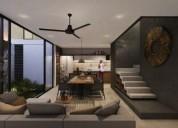 Precioso townhouse en venta col mexico norte 2 dormitorios 145 m2