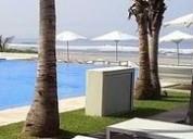Cad areia c 301 de playa amueblado terraza con vista al mar 4 dormitorios 204 m2