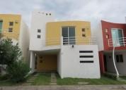 casa en renta casa en cuautla morelos fraccionamiento sitios del sol 2 dormitorios 109 m2
