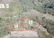 terreno campestre en venta tres pasos 2 537 2537 m2