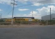 Terreno en area industrial la perla 5400 m2