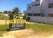 Terreno residencial en venta cercetas congregacion las barrillas 150 m2