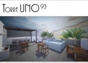 Venta departamentos nuevos fracc virginia boca del rio 3 dormitorios 108 m2