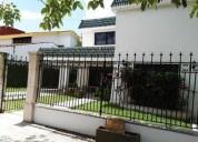 casa av yucatan 2 niveles 3 habitaciones 4 5 banos 2 autos techados 450 m2