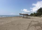 Terreno venta playa zapote veracruz 1250 m2