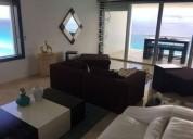 Departamento de lujo en renta en zona hotelera emerald cancun 4 dormitorios 160 m2