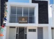 Hurban vende preciosas casas al poniente entrega inmediata 3 dormitorios 115 m2