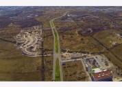terreno comercial area 2 uso de suelo ciudad maderas 2352 m2