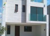 Hermosa residencia con acabados de lujo en fraccionamiento la antigua 4 dormitorios 120 m2