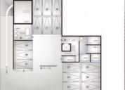 Pre venta de departamento en polanco miguel hidalgo 2 dormitorios 144 m2