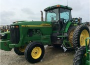 Tractor agricola john deere 8110 aÑo 2002