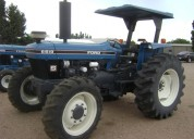 Tractor agricola ford 6610 1991