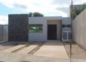 Muy bien ubicada residencia de una sola planta en santa rita cholul 3 dormitorios 440 m2