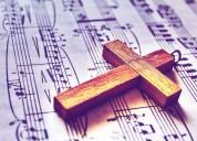 Musica para funeral violin tenor y/o soprano jalis