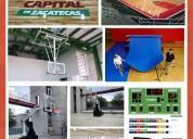 Fabricacion y venta de equipamiento deportivo