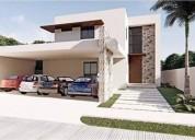 Casa en venta en la privada la reserva yucatan 4 dormitorios 600 m2