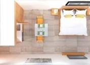 0605 estudio en el corazon de playa del carmen 10 f1 1 dormitorios 37 m2
