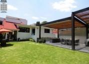 Condominio horizontal en venta pedregal con gran jardin 3 dormitorios 627 m2