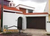 Casa en venta en zerezotla san pedro cholula opc 0107 4 500 000 00 3 dormitorios 350 m² m2
