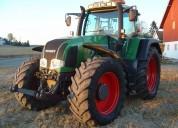 2001, tractor fendt 926 vario en excelente estado