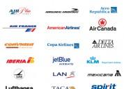 Aerolineas sella sobres de publicidad!!! promocion