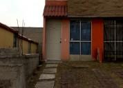 Casa en venta 1 recamara, sta teresa 3, huehuetoca