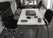 renta de espacios amueblados para oficinas y consu