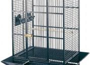 jaula para aves medianas