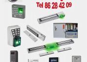 Cerraduras magnéticas electrónicas