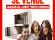 Pre-venta casas el rubi tijuana 3 recamaras ⭐
