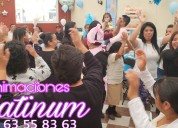 Show profesional  para baby shower