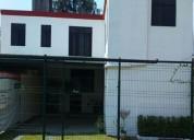 Se renta casa amueblada en tlaxcala