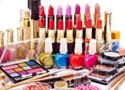 Solicito empacadores de cosmeticos en casa