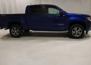 Chevrolet colorado 2015 azul
