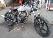 Vendo moto modificada 200cc