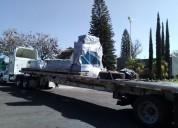 Fletes de carga pesada
