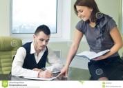 Auxiliar de oficina