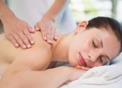Rico relajante masaje