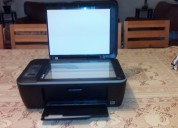 Impresora hp deskjet seminueva a color
