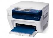 Seminueva impresora multifuncional xerox 3045