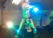 El azteca de plata para tu fiesta,xv años,boda