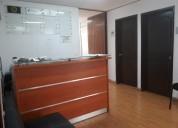 Oficina amueblada para 7 personas