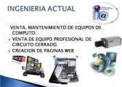Servicios soporte tÉcnico informÁtico
